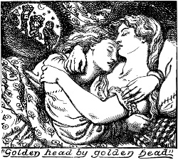 comparing christina rossettis goblin market and william Christina georgina rossetti (5 december 1830 - 29 december 1894) was an english poet who wrote a variety of romantic, devotional, and children's poemsshe is famous for writing goblin market and remember.